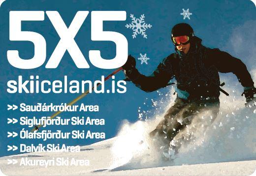 Ski Iceland Ski Pass