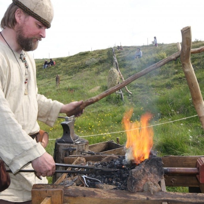 Medival Market in North Iceland