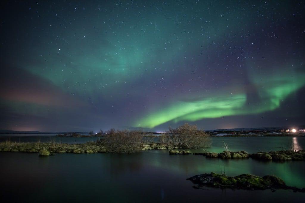 Northern Lights Iceland Visit North Iceland