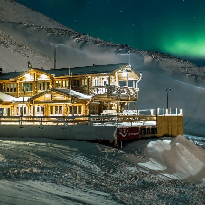 The Ski Hotel in Akureyri Ski Area