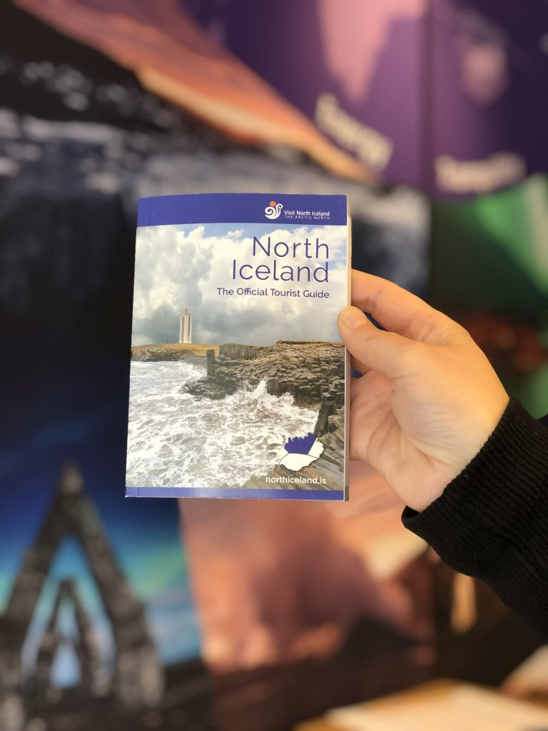 North Iceland Official Tourist Guide kominn út